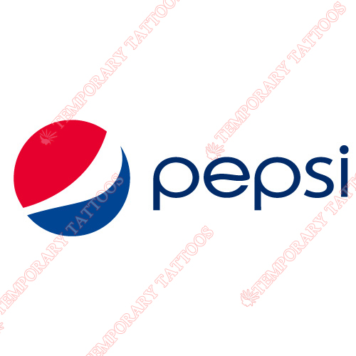 Pepsi Customize Temporary Tattoos Stickers NO.5577