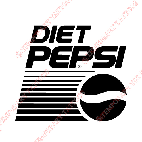Pepsi Customize Temporary Tattoos Stickers NO.5578