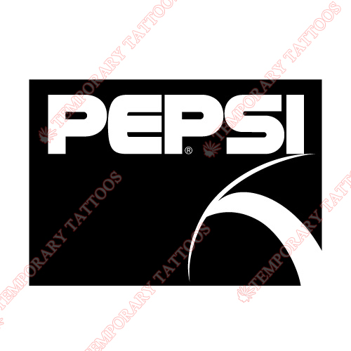 Pepsi Customize Temporary Tattoos Stickers NO.5580