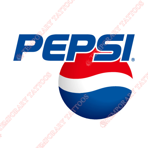 Pepsi Customize Temporary Tattoos Stickers NO.5581