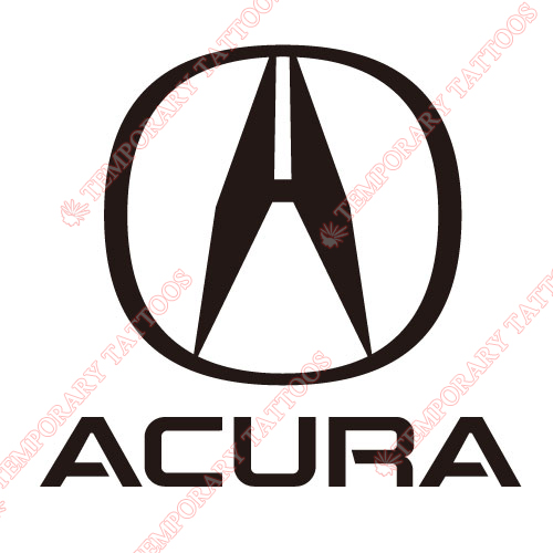 ACURA Customize Temporary Tattoos Stickers NO.2024