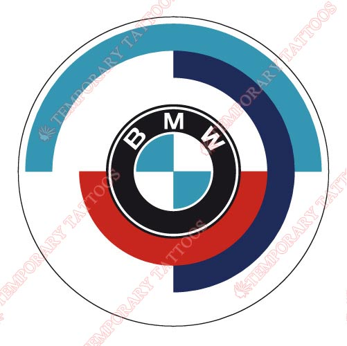 BMW_1 Customize Temporary Tattoos Stickers NO.2032