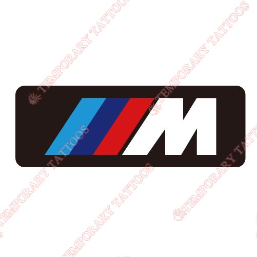 BMW_2 Customize Temporary Tattoos Stickers NO.2033
