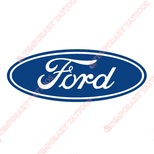 Ford_1 Customize Temporary Tattoos Stickers NO.2047