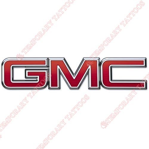 GMC_1 Customize Temporary Tattoos Stickers NO.2049