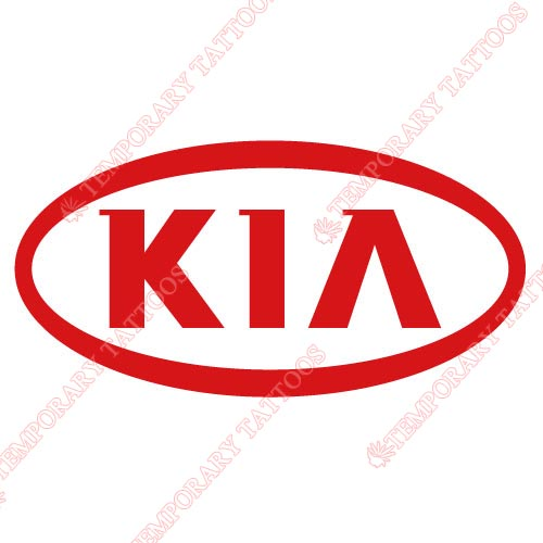 KIA Customize Temporary Tattoos Stickers NO.2060