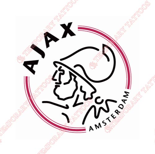 Ajax Customize Temporary Tattoos Stickers NO.8231