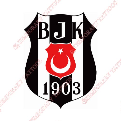 Besiktas Customize Temporary Tattoos Stickers NO.8259