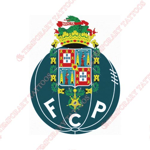 FC Porto Customize Temporary Tattoos Stickers NO.8325