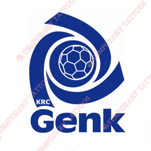 Racing Genk Customize Temporary Tattoos Stickers NO.8442