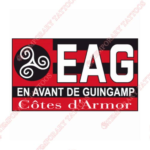 Guingamp Customize Temporary Tattoos Stickers NO.8345