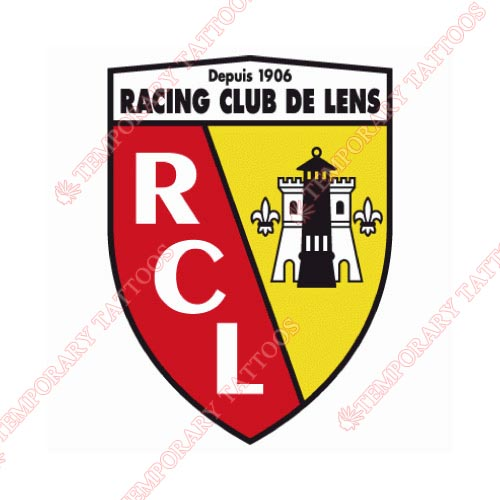 RC Lens Customize Temporary Tattoos Stickers NO.8447