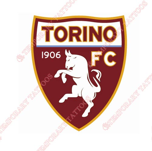 Torino FC Customize Temporary Tattoos Stickers NO.8505