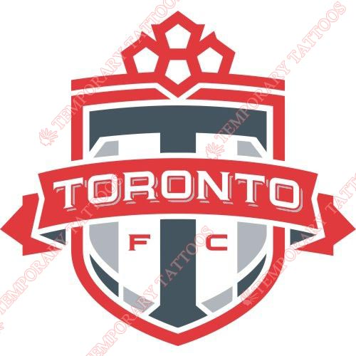 Toronto FC Customize Temporary Tattoos Stickers NO.8506