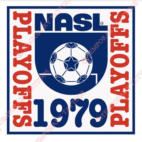 NASL Playoffs Customize Temporary Tattoos Stickers NO.8406