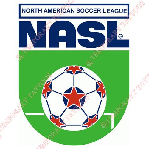 North American Soccer League Customize Temporary Tattoos Stickers NO.8417