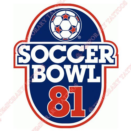 Soccer Bowl Customize Temporary Tattoos Stickers NO.8484