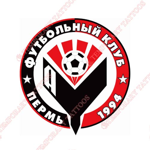 Amkar Perm Customize Temporary Tattoos Stickers NO.8234