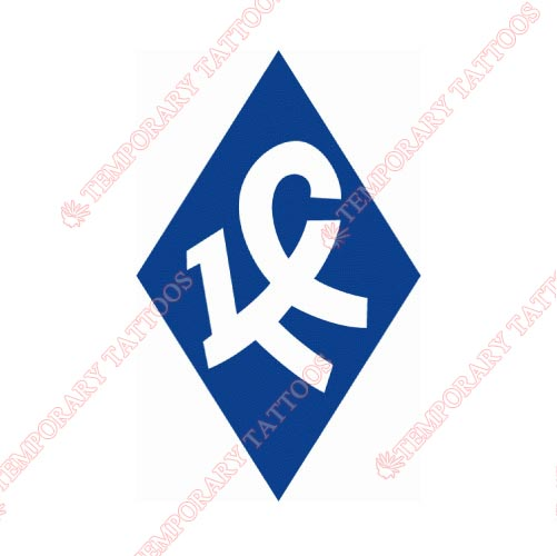 Krylia Sovetov Samara Customize Temporary Tattoos Stickers NO.8370