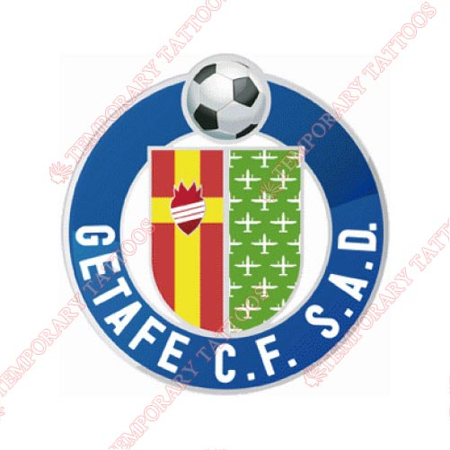 Getafe Customize Temporary Tattoos Stickers NO.8339