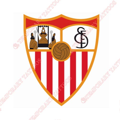 Sevilla Customize Temporary Tattoos Stickers NO.8476