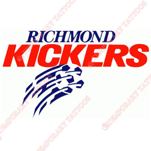 Richmond Kickers Customize Temporary Tattoos Stickers NO.8457