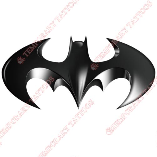 Batman Customize Temporary Tattoos Stickers NO.29