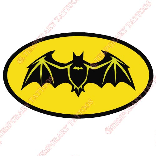 Batman Customize Temporary Tattoos Stickers NO.32