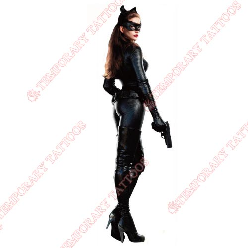 Catwoman Customize Temporary Tattoos Stickers NO.99